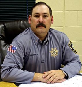 Chief Deputy Lynn Bowman