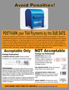 Postmarksinfoonwebsite