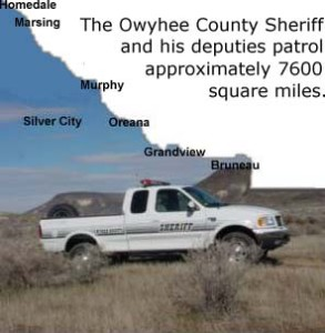 Sheriff - Owyhee County Idaho